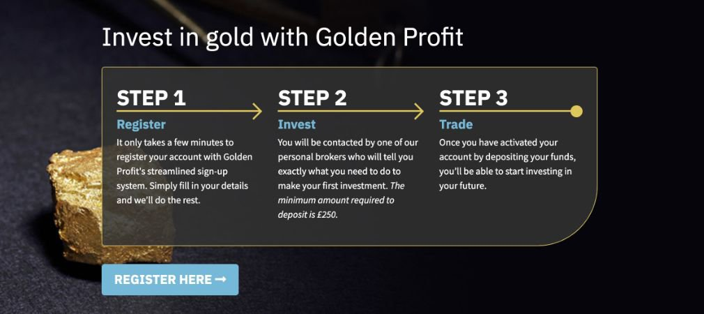 Golden Profit how it works