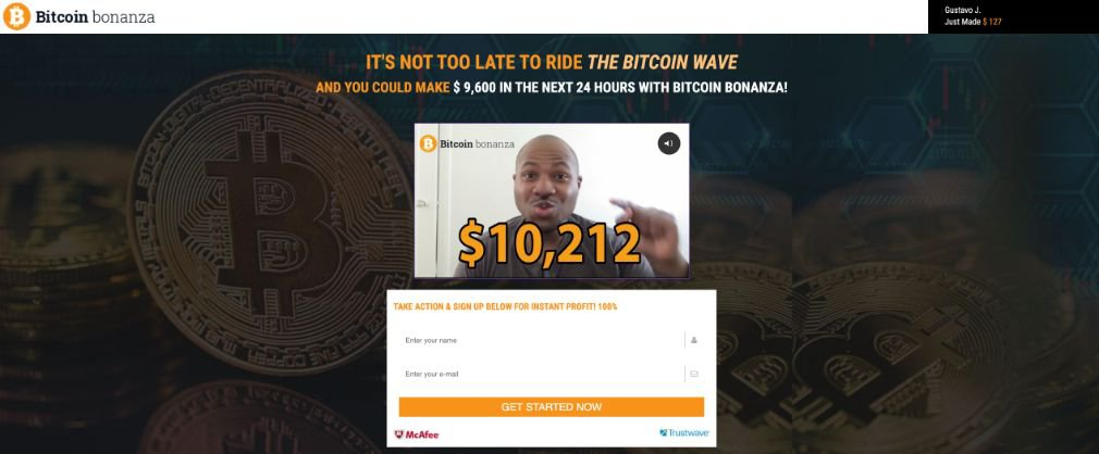 Bitcoin Bonanza Review