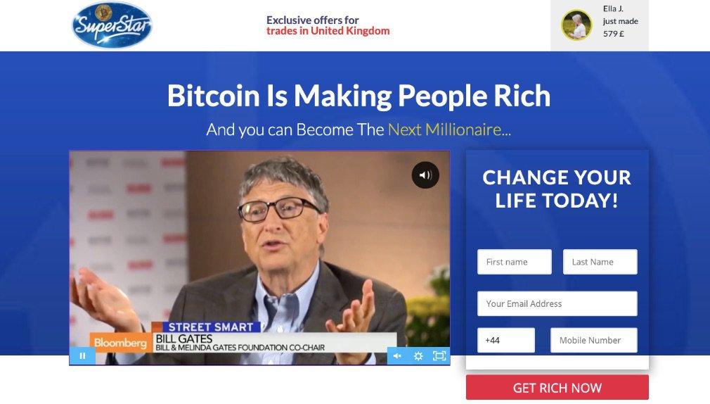 Bitcoin Superstar Review