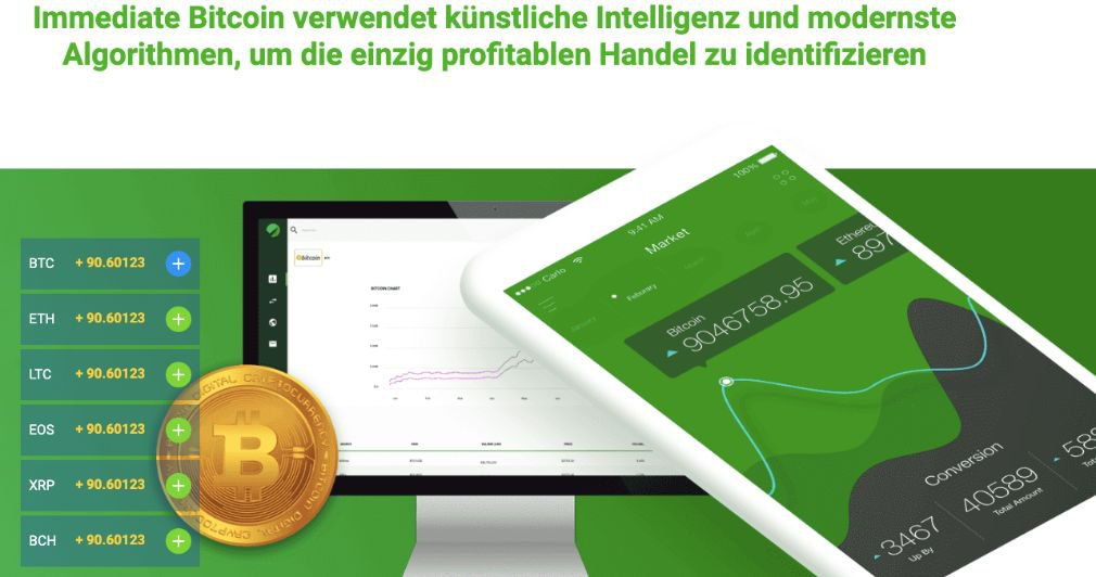 Immediate Bitcoin wie es funktioniert