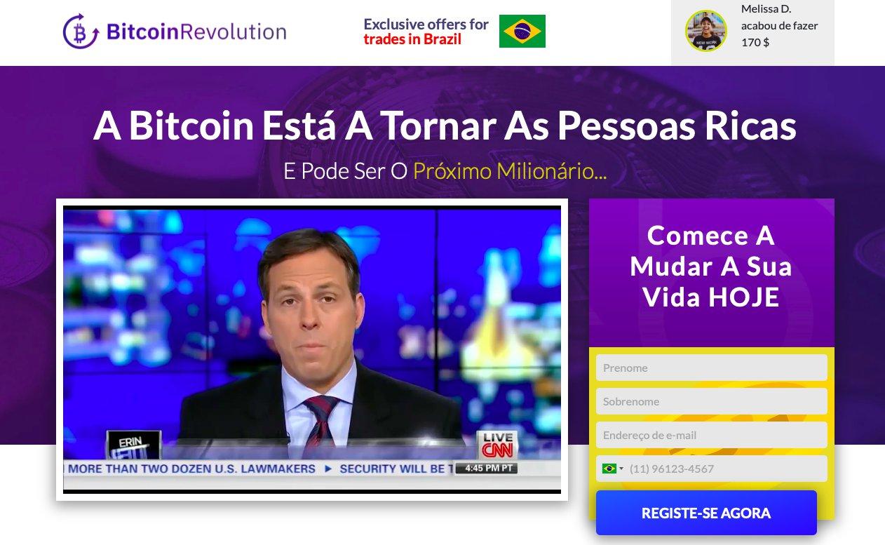 Bitcoin Revolution é confiavel