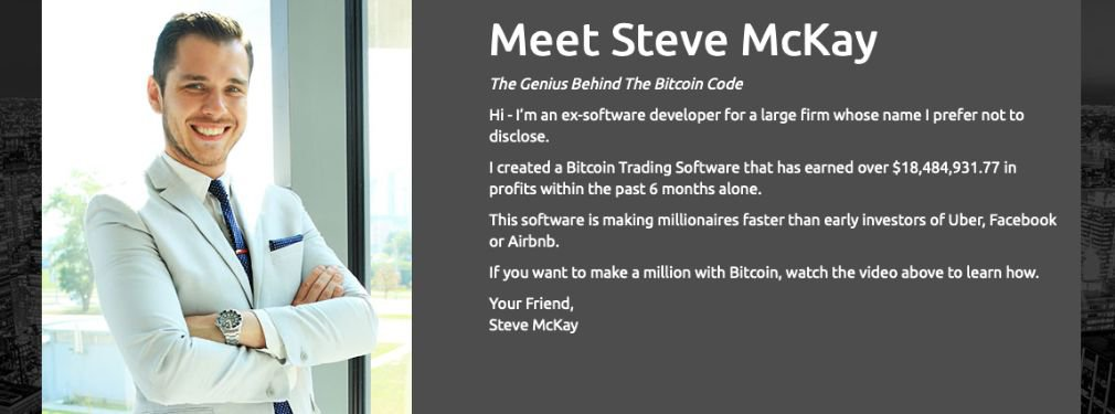 Bitcoin Code hyötyjä