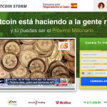 Bitcoin Storm Opiniones