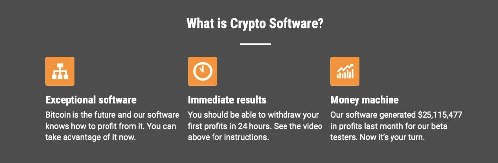 What is it Cryptosoft?